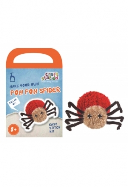 CRAFT STATION Pom Pom Spider